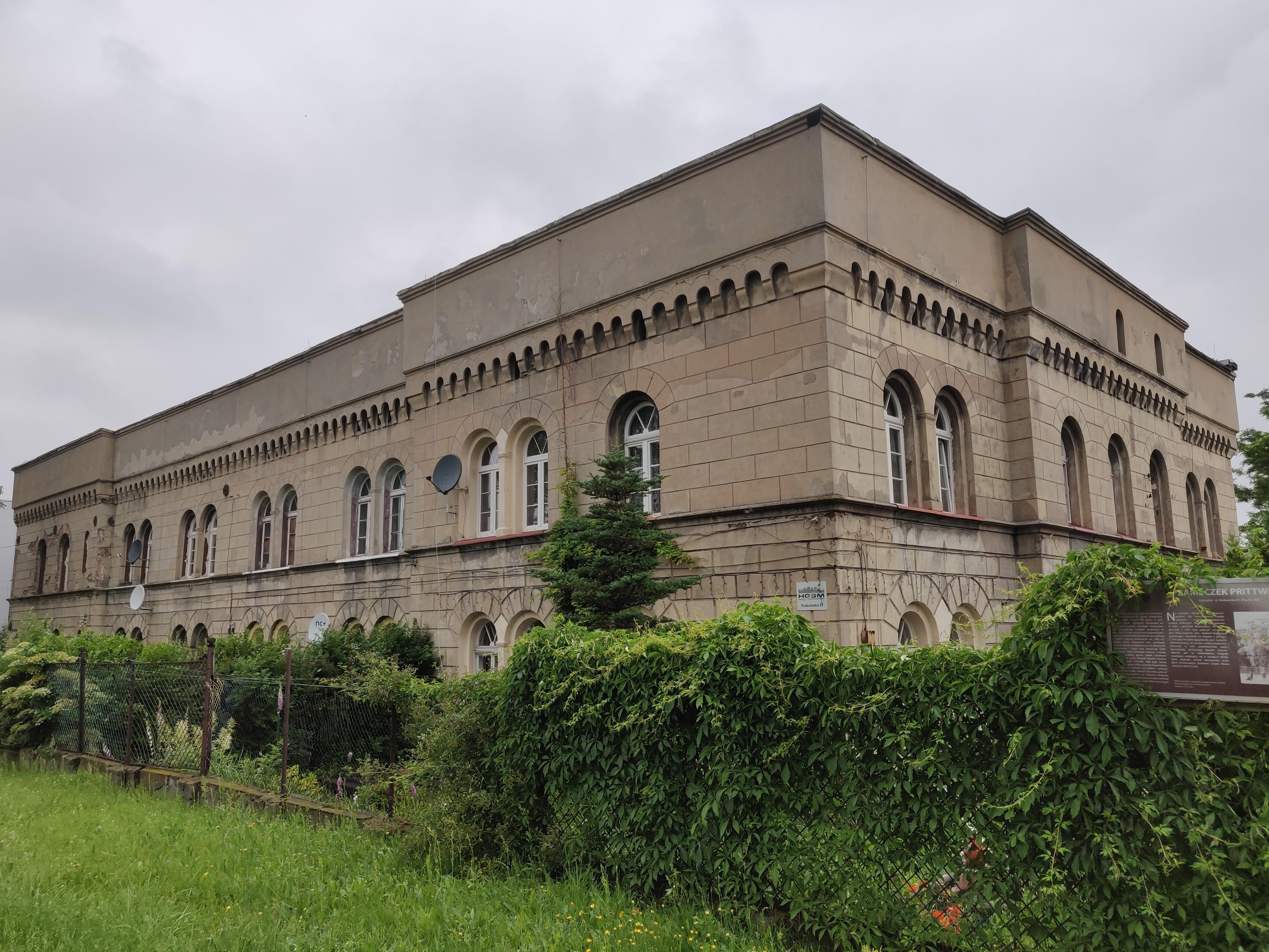 Wpis do rejestru zabytków (A/672/2020)